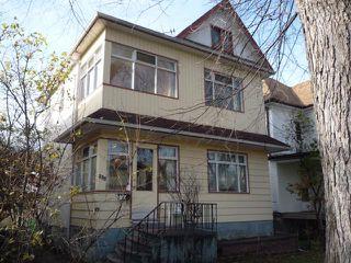 Photo 1: 298 SIMCOE Street in WINNIPEG: West End / Wolseley Residential for sale (West Winnipeg)  : MLS®# 1021901