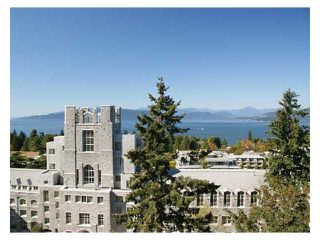 Photo 9: 1103 5989 WALTER GAGE Road in Vancouver: University VW Condo for sale (Vancouver West)  : MLS®# V866030