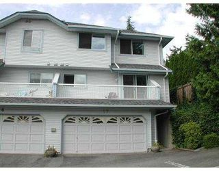"Photo 1: 1355 CITADEL Drive in Port Coquitlam: Citadel PQ Townhouse for sale in ""CITADEL MEWS"" : MLS®# V606209"