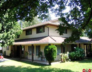 """Photo 1: 9252 204TH ST in Langley: Walnut Grove House for sale in """"WALNUT GROVE"""" : MLS®# F2517482"""