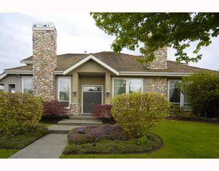 """Photo 1: 6011 PEARKES Drive in Richmond: Terra Nova House for sale in """"TERRA  NOVA"""" : MLS®# V764682"""