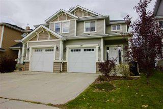 Photo 1: 407 SIMMONDS Way: Leduc House Half Duplex for sale : MLS®# E4198101