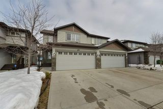 Photo 2: 48 8602 SOUTHFORT Boulevard: Fort Saskatchewan House Half Duplex for sale : MLS®# E4207717