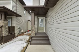 Photo 3: 48 8602 SOUTHFORT Boulevard: Fort Saskatchewan House Half Duplex for sale : MLS®# E4207717