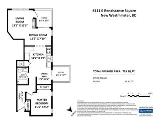 "Photo 30: 111 6 RENAISSANCE Square in New Westminster: Quay Condo for sale in ""THE RIALTO"" : MLS®# R2502495"