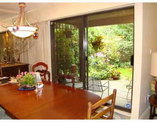 """Photo 5: 4154 VINE Street in Vancouver: Quilchena Townhouse for sale in """"ARBUTUS VILLAGE"""" (Vancouver West)  : MLS®# V785972"""