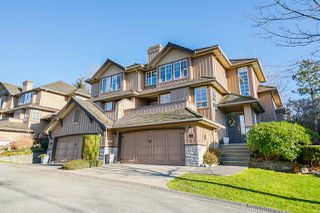 "Main Photo: 104 15350 SEQUOIA Drive in Surrey: Fleetwood Tynehead Townhouse for sale in ""Sequoia Ridge"" : MLS®# R2521568"