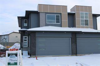 Photo 1: 67 Roberge Close: St. Albert House Half Duplex for sale : MLS®# E4224336