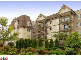 """Photo 1: 506 12083 92A Avenue in Surrey: Queen Mary Park Surrey Condo for sale in """"THE TAMARON"""" : MLS®# F1004479"""