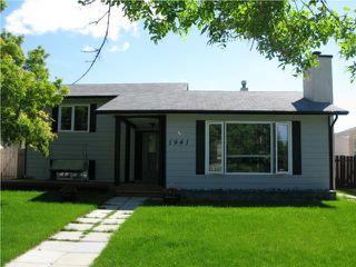 Photo 1: 1941 Chancellor Drive in WINNIPEG: Fort Garry / Whyte Ridge / St Norbert Residential for sale (South Winnipeg)  : MLS®# 1012685