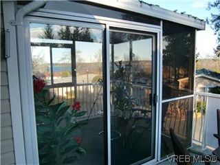Photo 16: 611 2850 Stautw Road in SAANICHTON: CS Hawthorne Manu Double-Wide for sale (Central Saanich)  : MLS®# 287099