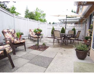 """Photo 10: 6 11950 LAITY Street in Maple_Ridge: West Central Townhouse for sale in """"THE MAPLES"""" (Maple Ridge)  : MLS®# V718563"""