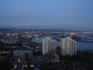 "Photo 11: 1704 15 E ROYAL Avenue in New_Westminster: Fraserview NW Condo for sale in ""VICTORIA HILL HIGH RISE"" (New Westminster)  : MLS®# V749601"