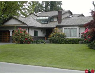 "Main Photo: 15484 KILKENNY Drive in Surrey: Sullivan Station House for sale in ""SULLICAN STATION"" : MLS®# F2910044"