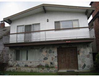 Main Photo: 966 RENFREW Street in Vancouver: Renfrew VE House for sale (Vancouver East)  : MLS®# V777945