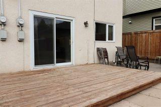 Photo 23: 11843 123 Street in Edmonton: Zone 04 House Half Duplex for sale : MLS®# E4167900