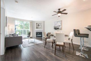 "Main Photo: 311 2485 ATKINS Avenue in Port Coquitlam: Central Pt Coquitlam Condo for sale in ""THE ESPLANADE"" : MLS®# R2393999"