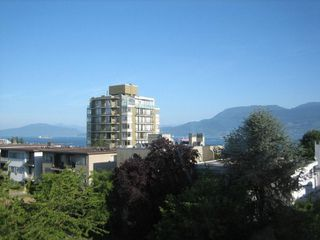"""Photo 1: PH3 2428 W 1ST Avenue in Vancouver: Kitsilano Condo for sale in """"Noble House"""" (Vancouver West)  : MLS®# V782762"""