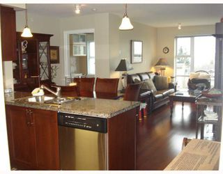 "Photo 3: 414 3811 HASTINGS Street in Burnaby: Vancouver Heights Condo for sale in ""MONDEO"" (Burnaby North)  : MLS®# V782827"