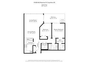 Photo 27: 1008 460 WESTVIEW Street in Coquitlam: Coquitlam West Condo for sale : MLS®# R2468108