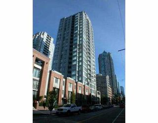 "Photo 1: 1901 1001 HOMER ST in Vancouver: Downtown VW Condo for sale in ""BENTLY"" (Vancouver West)  : MLS®# V557881"