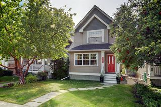 Photo 1: 1767 2 Avenue NW in Calgary: Hillhurst Semi Detached for sale : MLS®# A1032060