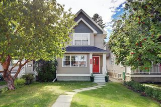 Photo 2: 1767 2 Avenue NW in Calgary: Hillhurst Semi Detached for sale : MLS®# A1032060