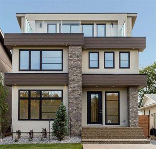 Photo 1: 12113 ASPEN DRIVE WEST in Edmonton: Zone 16 House for sale : MLS®# E4214946
