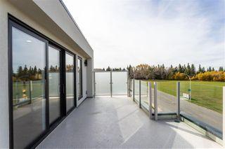 Photo 40: 12113 ASPEN DRIVE WEST in Edmonton: Zone 16 House for sale : MLS®# E4214946