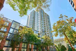 Main Photo: 605 1082 SEYMOUR Street in Vancouver: Downtown VW Condo for sale (Vancouver West)  : MLS®# R2510204