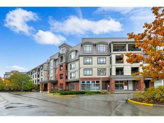 "Photo 1: 312 8880 202 Street in Langley: Walnut Grove Condo for sale in ""The Residences"" : MLS®# R2523991"
