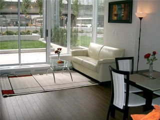 "Photo 1: 207 689 ABBOTT Street in Vancouver: Downtown VW Condo for sale in ""ESPANA"" (Vancouver West)  : MLS®# V822206"
