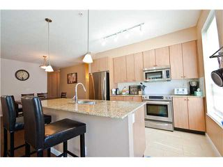 "Photo 2: 203 290 FRANCIS Way in New Westminster: Fraserview NW Condo for sale in ""The Grove"" : MLS®# V837552"