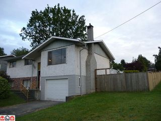 Photo 1: 13400 113TH Avenue in Surrey: Bolivar Heights House for sale (North Surrey)  : MLS®# F1017722