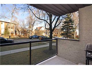Photo 10: 102 333 5 Avenue NE in CALGARY: Crescent Heights Condo for sale (Calgary)  : MLS®# C3452137