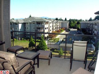 "Photo 7: 408 33338 MAYFAIR Avenue in Abbotsford: Central Abbotsford Condo for sale in ""The Sterling"" : MLS®# F1100570"
