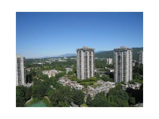 "Photo 9: 2601 9603 MANCHESTER Drive in Burnaby: Cariboo Condo for sale in ""STRATHMORE TOWER"" (Burnaby North)  : MLS®# V869019"