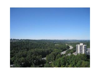 "Photo 7: 2601 9603 MANCHESTER Drive in Burnaby: Cariboo Condo for sale in ""STRATHMORE TOWER"" (Burnaby North)  : MLS®# V869019"