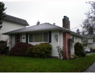 Main Photo: 207 W 13TH Avenue in Vancouver: Mount Pleasant VW House for sale (Vancouver West)  : MLS®# V746260