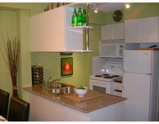 "Photo 4: 316 1189 HOWE Street in Vancouver: Downtown VW Condo for sale in ""THE GENESIS"" (Vancouver West)  : MLS®# V763024"