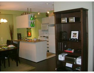 "Photo 5: 316 1189 HOWE Street in Vancouver: Downtown VW Condo for sale in ""THE GENESIS"" (Vancouver West)  : MLS®# V763024"