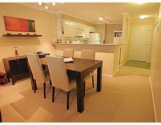 """Photo 3: 213 5888 DOVER Crescent in Richmond: Riverdale RI Condo for sale in """"PELICAN POINTE"""" : MLS®# V774237"""