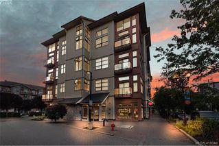 Main Photo: 317 829 Goldstream Avenue in VICTORIA: La Langford Proper Condo Apartment for sale (Langford)  : MLS®# 416046