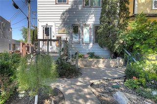 Photo 2: 537 Stiles Street in Winnipeg: Wolseley Single Family Detached for sale (5B)  : MLS®# 202013715