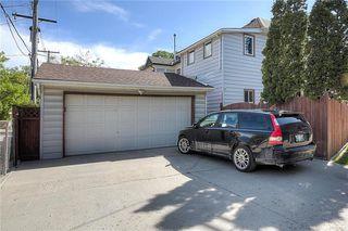 Photo 22: 537 Stiles Street in Winnipeg: Wolseley Single Family Detached for sale (5B)  : MLS®# 202013715