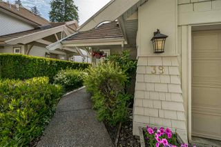 "Photo 3: 39 3405 PLATEAU Boulevard in Coquitlam: Westwood Plateau Townhouse for sale in ""PINNACLE RIDGE"" : MLS®# R2465579"