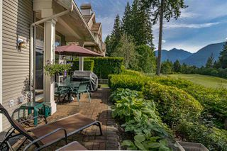 "Photo 37: 39 3405 PLATEAU Boulevard in Coquitlam: Westwood Plateau Townhouse for sale in ""PINNACLE RIDGE"" : MLS®# R2465579"