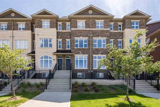 Photo 1: 1637 CUNNINGHAM Way in Edmonton: Zone 55 Townhouse for sale : MLS®# E4204804