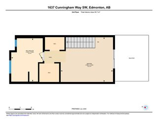 Photo 37: 1637 CUNNINGHAM Way in Edmonton: Zone 55 Townhouse for sale : MLS®# E4204804