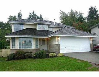 Photo 1: 2821 GREENBRIER PL in Coquitlam: Westwood Plateau House for sale : MLS®# V558361